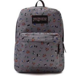 Disney Jansport superbreak backpack